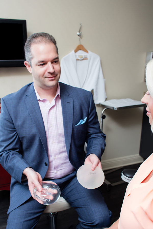 Breast Augmentation Chicago Consultation