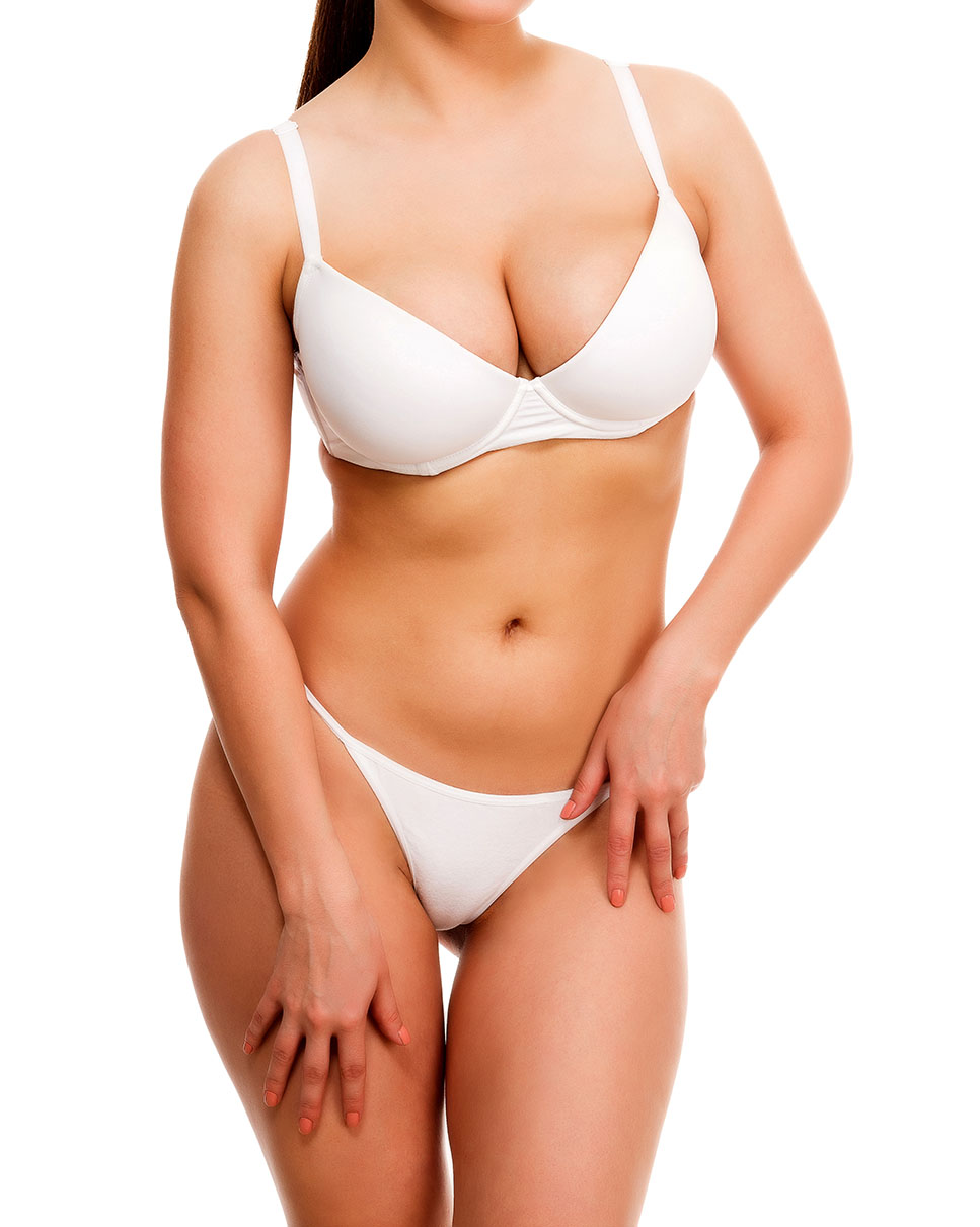 Model for Breast Reduction Chicago