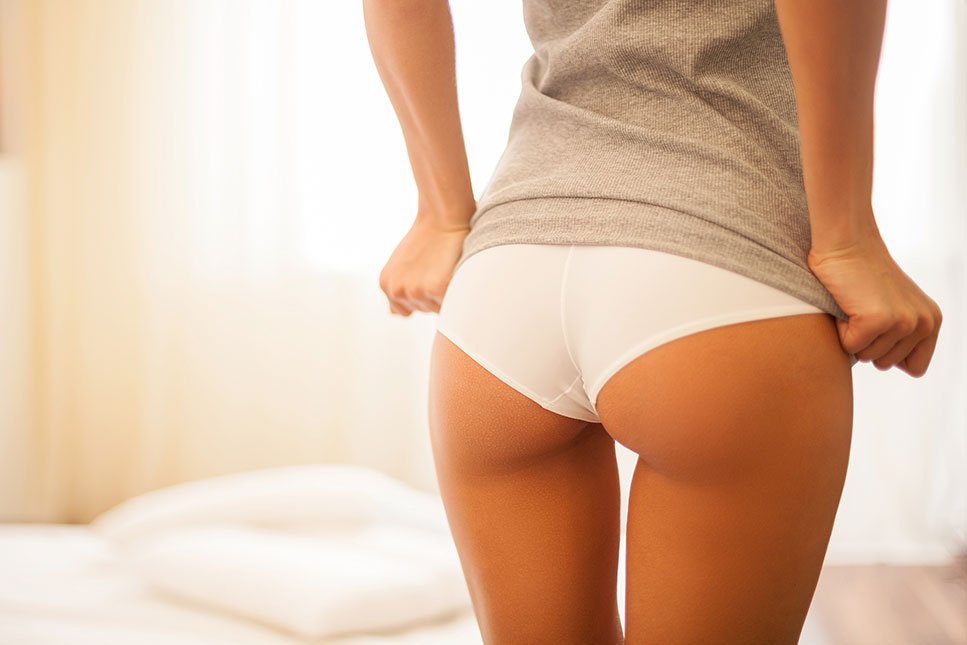 Model for Brazilian Butt Lift & Augmentation