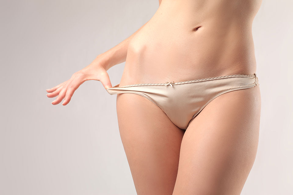 Model for Labiaplasty Chicago